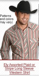 Ely Assorted Shirts