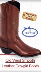 Old West Smooth Leather