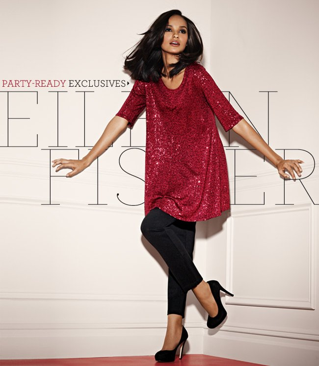 Eileen Fisher Holiday Exclusives