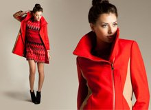 Color-Coated Wool Coats, Down Jackets, & More