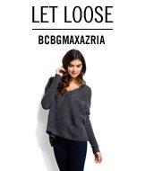 Let Loose. BCBGMaxazria.