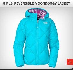 GIRLS' REVERSIBLE MOONDOGGY JACKET