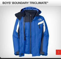 BOYS' BOUNDARY TRICLIMATE®