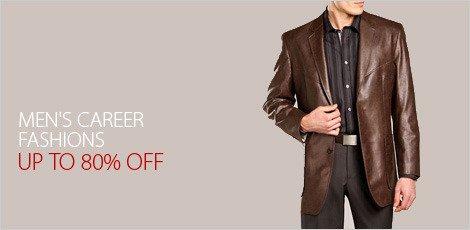 Men's Career Fashions