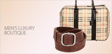 Men's Luxury Boutique