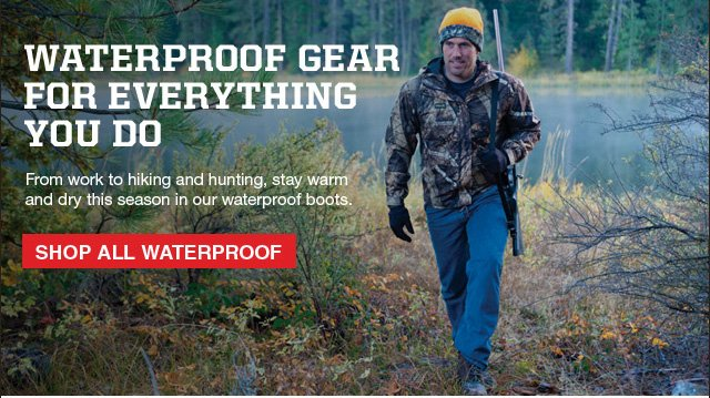 Waterproof Gear for Everything You Do Shop All Waterproof