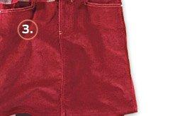 Bungie Skirt >