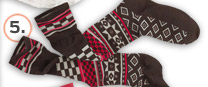 Indecision Socks >
