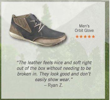 Men's Orbit Glove