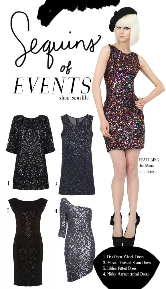 Sequins of Events