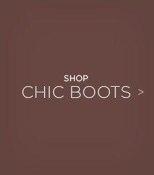 Shop chic boots