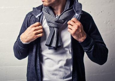 Shop Luxe Cashmere Scarves by Pur