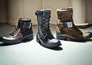 Shop New Boots ft. J75