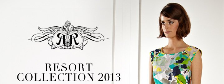 Click here to shop RR Resort Collection 2013