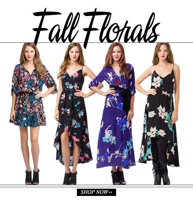 Floral Prints @ Yumi Kim