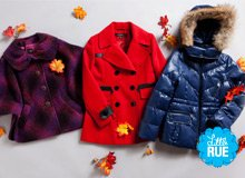 Ready for the Chill Luxe Outerwear for Kids