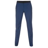 Paul Smith Trousers - Indigo Blue Straight Leg Ankle Grazer Trousers