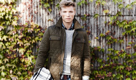 Hunter Outerwear - Visit Event