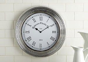 Cooper Classics Clocks