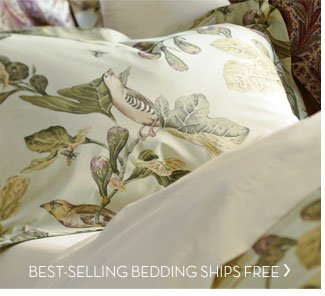 BEST-SELLING BEDDING SHIPS FREE
