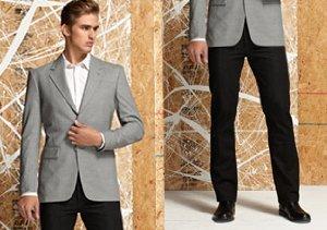 Sartorial Elegance: Blazers & Vests
