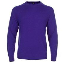 Paul Smith Knitwear - Mauve Cashmere Jumper