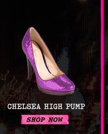 CHELSEA HIGH PUMP