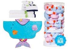 Fun in the Tub Kids' Bath-Time Essentials