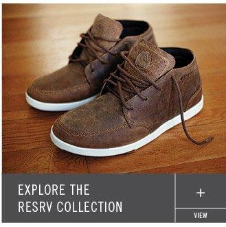 Explore The RESRV Collection
