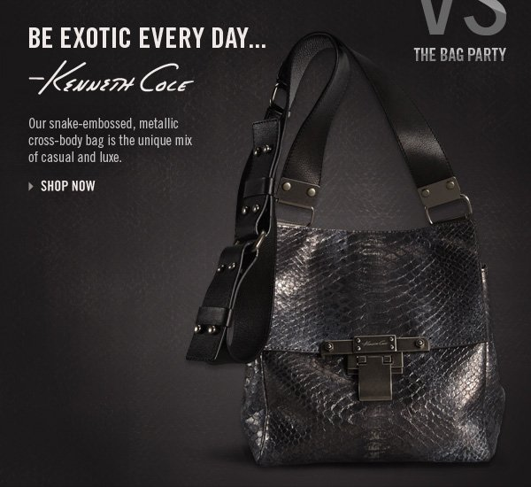 BE EXOTIC EVERY DAY… THE BAG PARTY