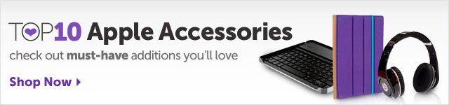 Top 10 Apple Accessories - check out must-have additions you'll love - Shop Now