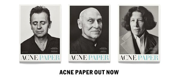 Acne Paper Issue No. 14