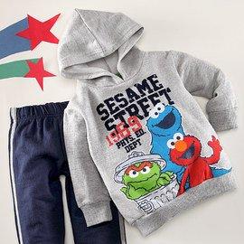 Sesame Street Boys