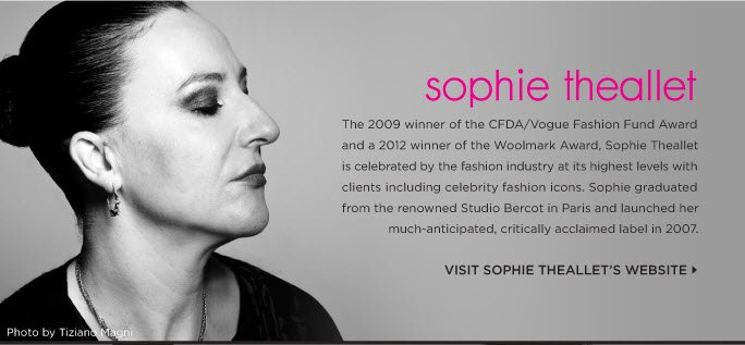 VISIT SOPHIE THEALLET'S WEBSITE »