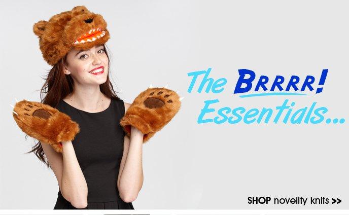 The Brrrr! Essentials…