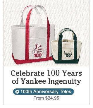 Celebrate 100 Years of Yankee Ingenuity