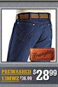 Wrangler Pre Wash 13MWZ