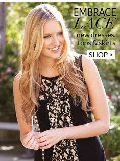 Embrace Lace - Shop Now