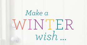 Make a Winter wish...
