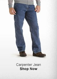 CARPENTER JEAN SHOP NOW