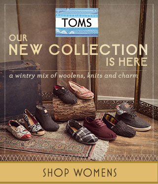 Our new collection is here. Shop Women's Holiday Styles
