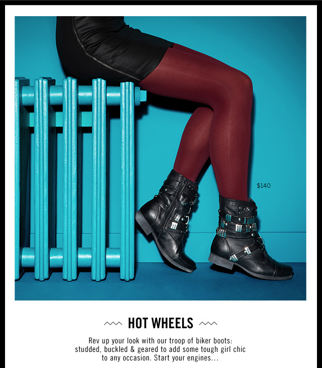 Hot wheels                       at www.aldoshoes.com/us