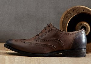 UP TO 70% OFF: OXFORDS, BROGUES & LACE UPS
