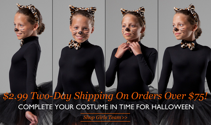 $2.99 2-Day Shipping for 2-Days ONLY on Orders Over $75! Complete Your Costume in time for Halloween