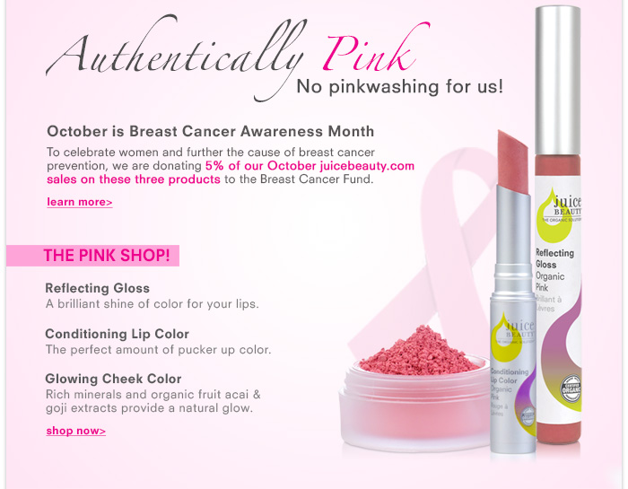 Authentically Pink