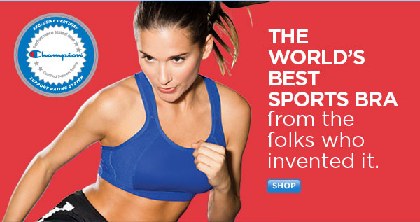 Shop the world's best sports bra from the folks who invented it.