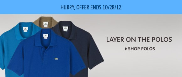 HURRY, OFFERS ENDS 10/28/12