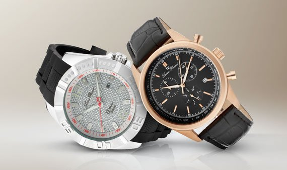 Watches: Lucien Piccard & More - Visit Event