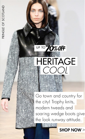 70% off heritage cool