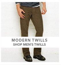 Shop Men's Twills